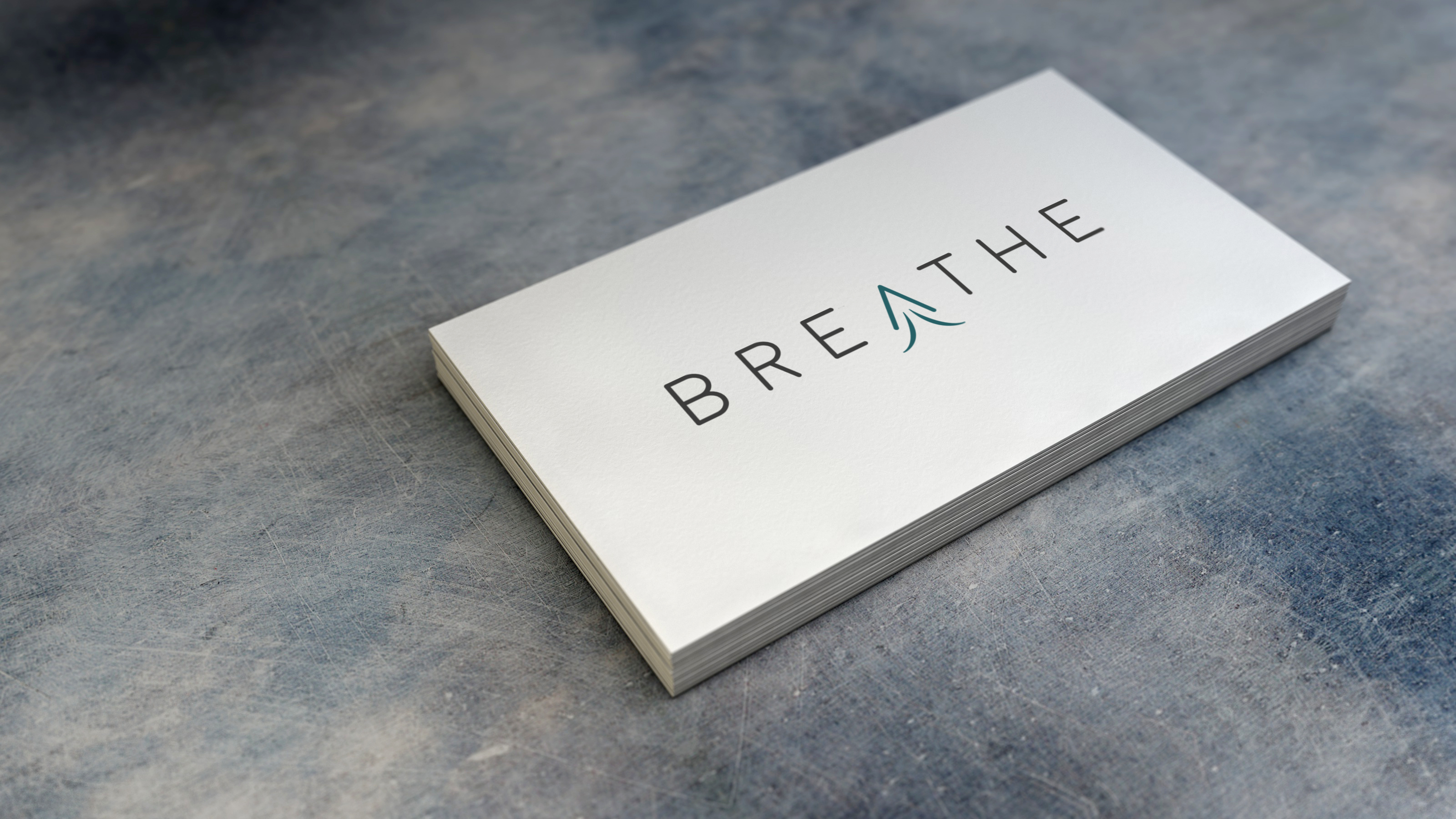 business card - Breathe Counselling Perth